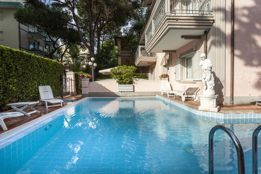 Villa lidia riccione relax case vacanze - Bagno 93 riccione ...