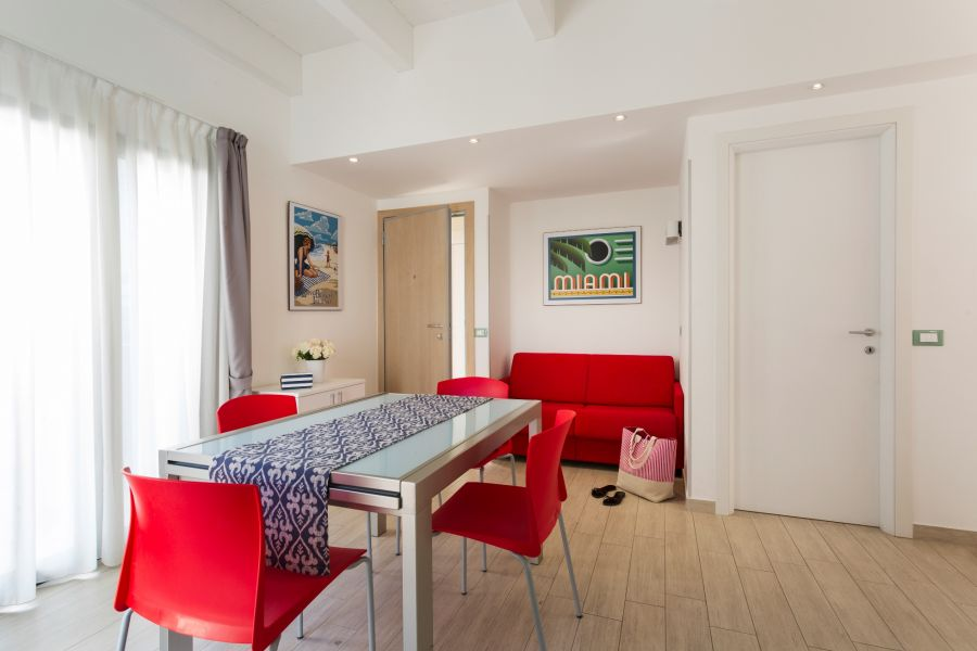 Residenza Le Rose Bici House Cattolica