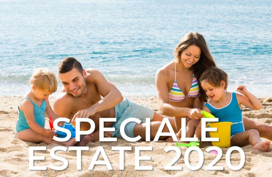 Offerte Estate 2020 Case Vacanze a Riccione, Rimini, Cattolica, Misano