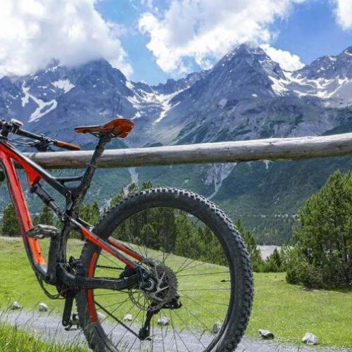 Bike a Bormio in Valtellina