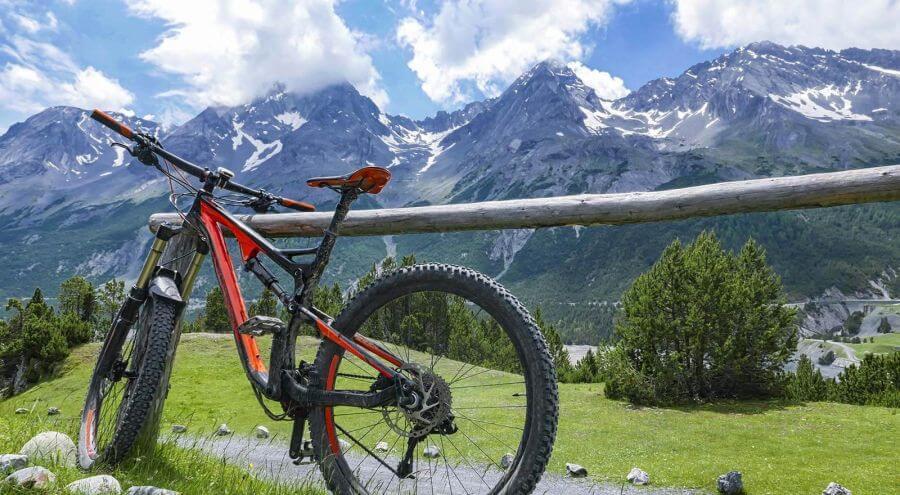 Bike a Bormio in Valtellina