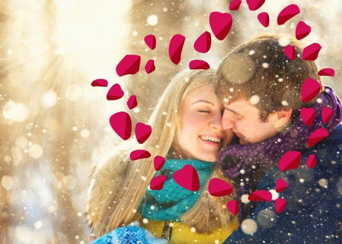 San Valentino in ciaspole e Spa