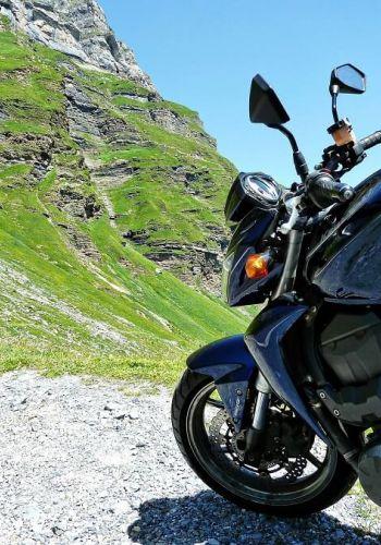 Offerta per vacanze in moto