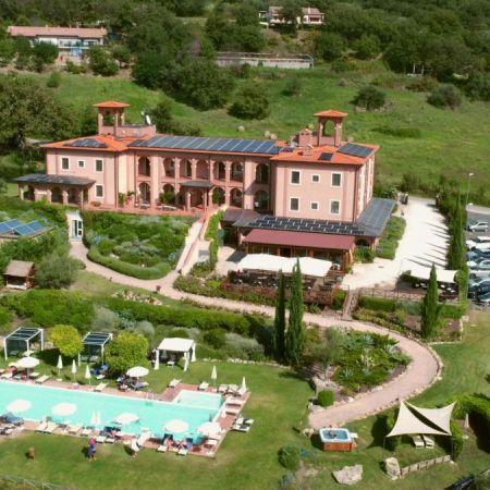photo Saturnia Tuscany Hotel