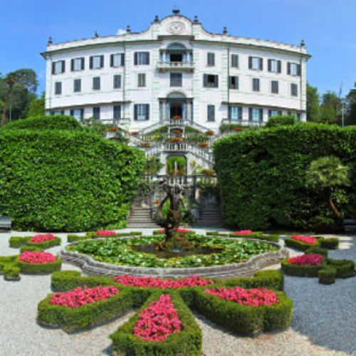 FREE TICKETS TO VISIT VILLA CARLOTTA