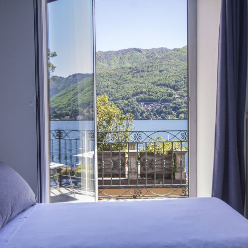 Offer long stay on Lake Como