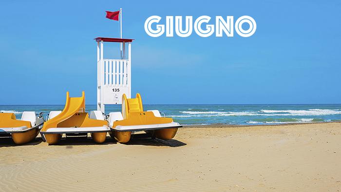 Residence con appartamenti Fronte Mare in offerta per le tue vacanze a giugno a Rimini