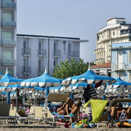 Seaside hotels in Marche