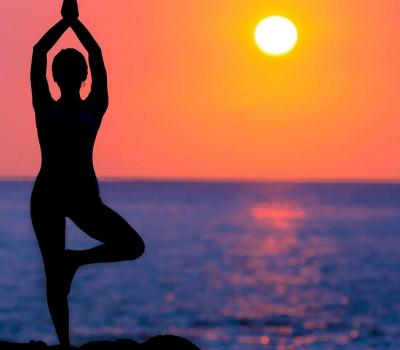 Yoga al Mare e Aromaterapia