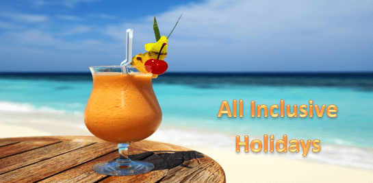 All Inclusive offer summer  2019