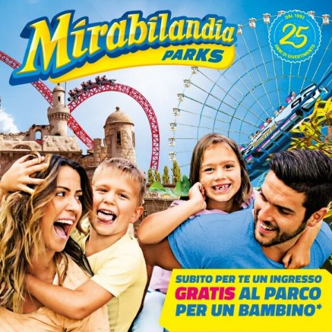 Parc de jeux Mirabilandia Lido di Classe