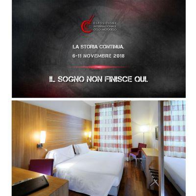 Offerta Hotel Vicino a EICMA 2018