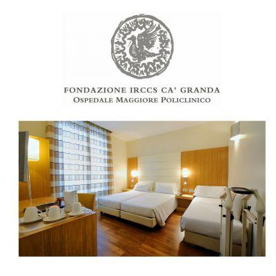 HOTEL A MILANO VICINO ALL'OSPEDALE