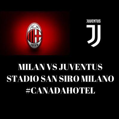 OFFERTA HOTEL VICINO A SAN SIRO: MILAN VS JUVENTUS 11 NOVEMBRE 2018