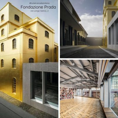 SPECIAL OFFER HOTEL CLOSE TO FONDAZIONE PRADA