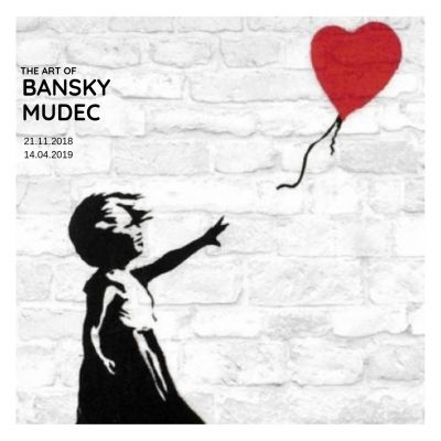 SPECIAL OFFER HOTEL CLOSE TO MUDEC THE ART OF BANSKY