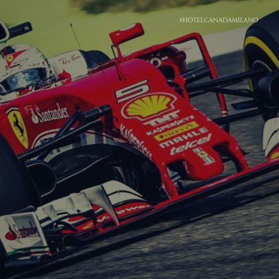 SPECIAL OFFER HORTEL MILAN GRAND PRIX F1 MONZA 2019