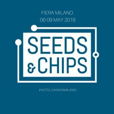 OFFERTA HOTEL IN CENTRO A MILANO VICINO A SEED AND CHIPS 2019