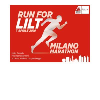 Offerta Hotel in centro a Milano vicino a Generali Milano Marathon 09 aprile 2019