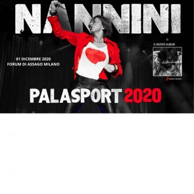 OFFERTA HOTEL MILANO CENTRO VICINO AL CONCERTO DI GIANNA NANNINI DICEMBRE 2020