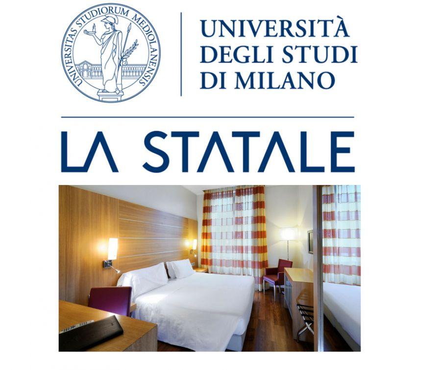 Offerta Hotel Milano Centro con parcheggio vicino a UNIVERSITA' DEGLI STUDI DI MILANO STATALE