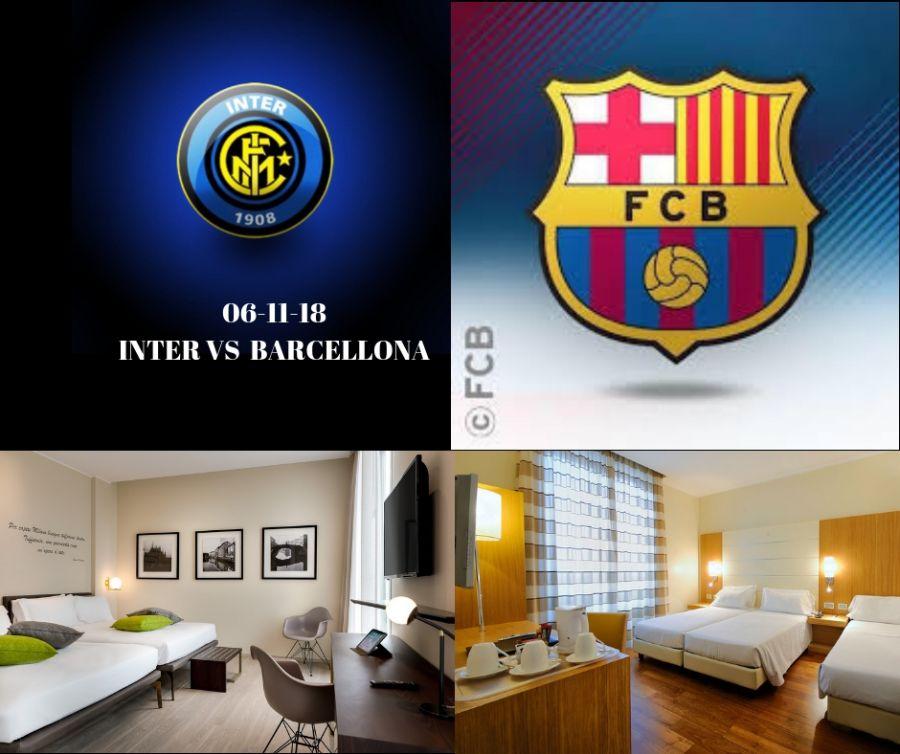 OFFERTA HOTEL VICINO A SAN SIRO: INTER BARCELLONA 06 NOVEMBRE 2018 ...