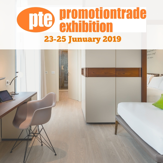 OFFERTA HOTEL VICINO A TRADE PROMOTION  EXHIBITION GENNAIO 2019
