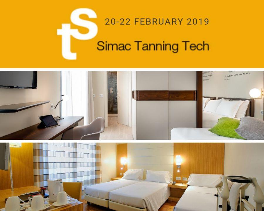 OFFERTA HOTEL VICINO A SIMAC TANNING FEBBRAIO 2019