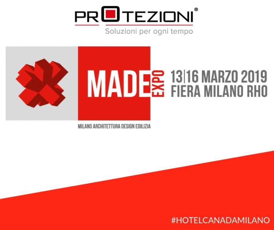 OFFERTA HOTEL MILANO VICINO A MADE EXPO 2019