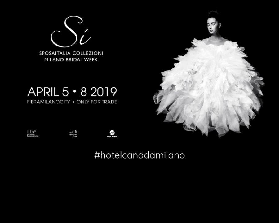Offerta Hotel Milano vicino SI SPOSAITALIA COLLEZIONI 2019
