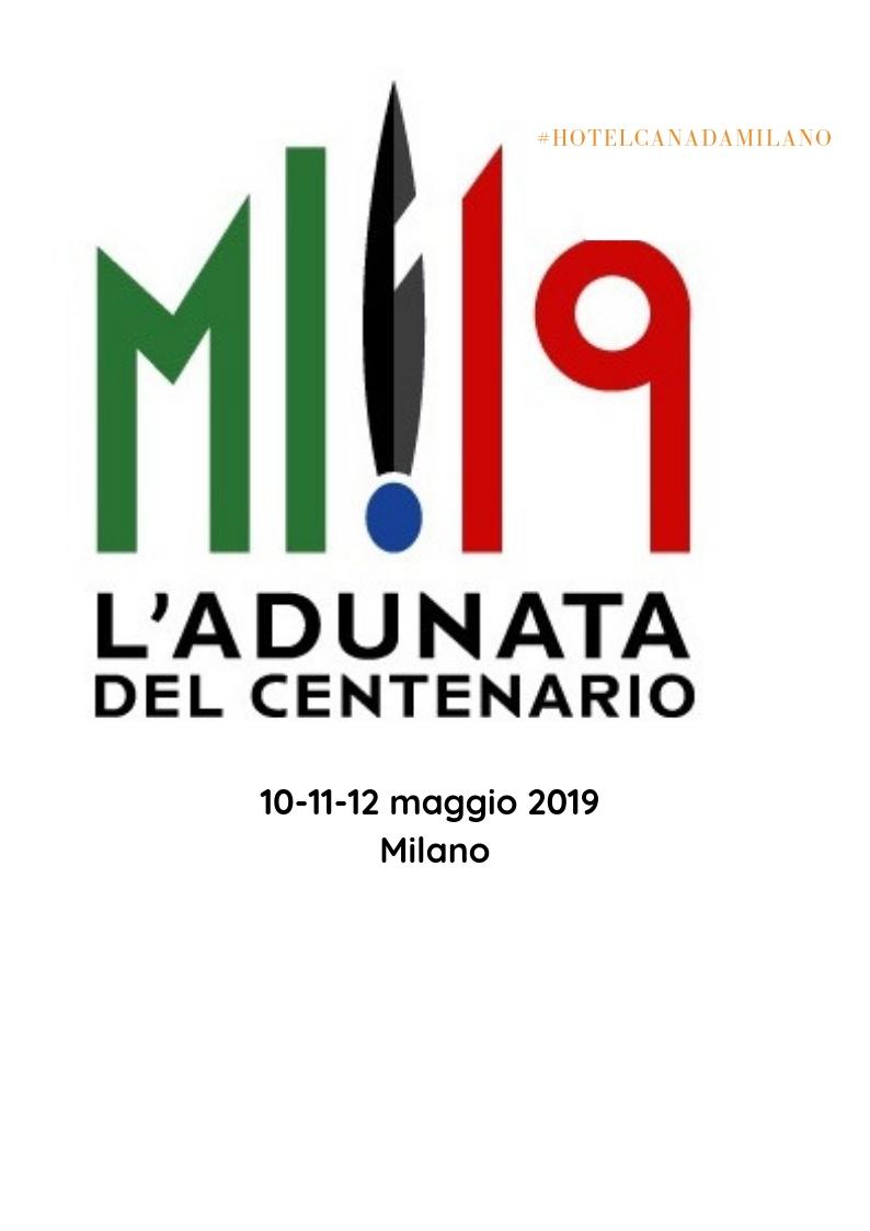OFFERTA HOTEL MILANO RADUNO ALPINI 2019