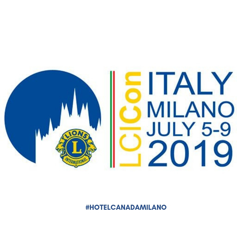 OFFERTA HOTEL MILANO CENTRO VICNO A LIONS CLUB INTERNATIONAL CONVENTION 2019