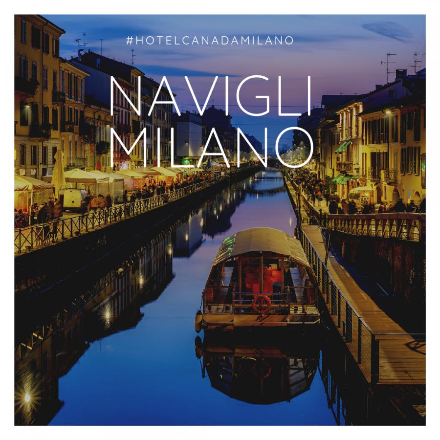 Offerta Hotel Milano VICINO AI NAVIGLI