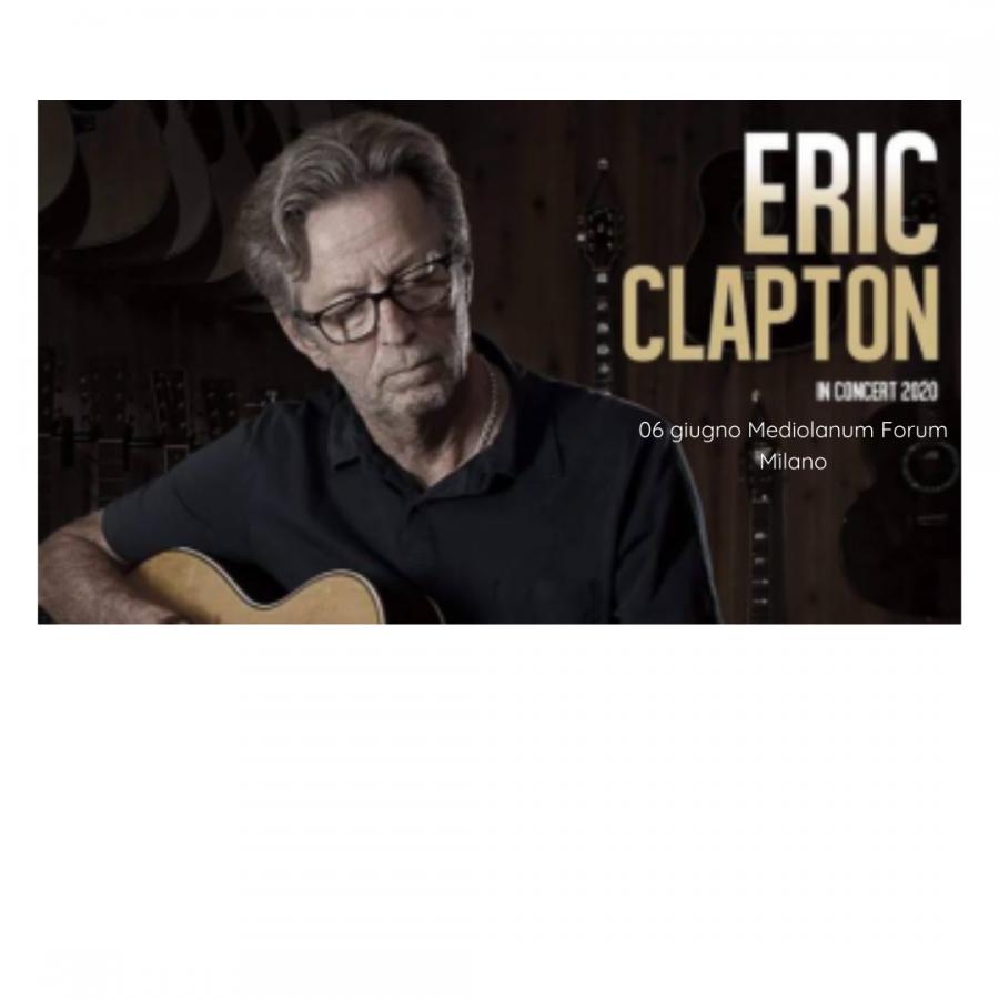 Offerta Hotel Milano Centro vicino al concerto di Eric Clapton 6 Giugno 2020