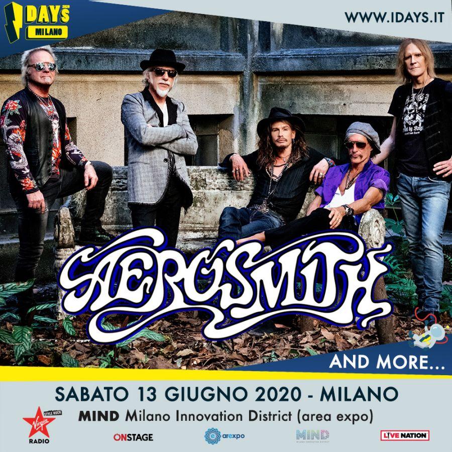 OFFERTA HOTEL MILANO CENTRO VICINO AL CONCERTO DEGLI AEROSMITH AL MIND 2020