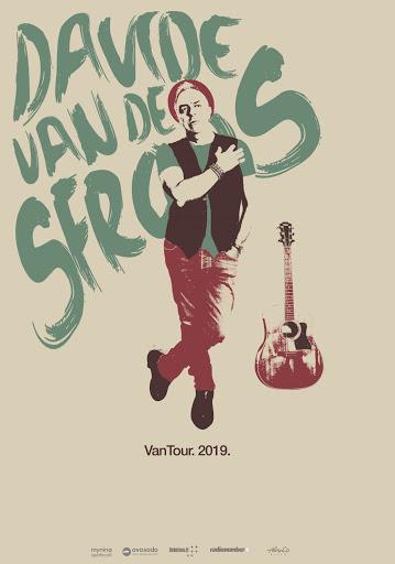 Concerto di Van De Sfroos a Milano