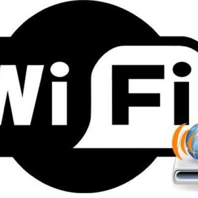Wi-Fi free under the sun umbrella on the beach of Milano Marittima2