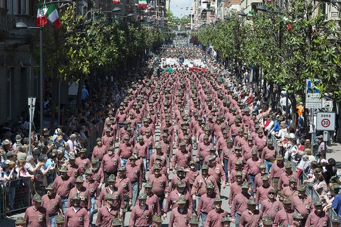OFFERTA 93ª ADUNATA NAZIONALE DEGLI ALPINI A RIMINI
