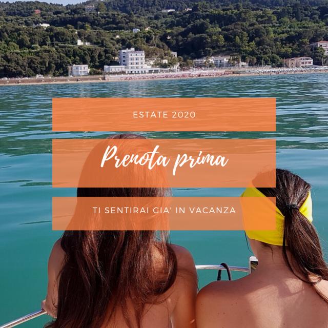 Frühbucher Sommer 2020 Apulien im Gargano