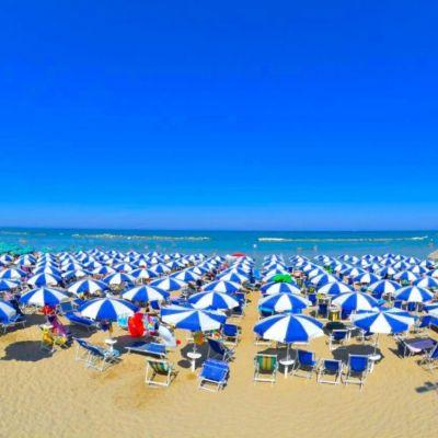 Offerta prenota prima mare Abruzzo Luglio 2021