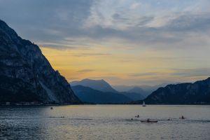 Offer weekend at Lake Como