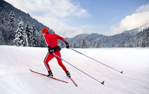 Cross country skiing offer in Livigno