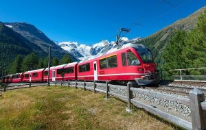 Bernina Red Train Offers