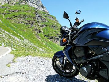 Oferta Livigno with your motorbike!