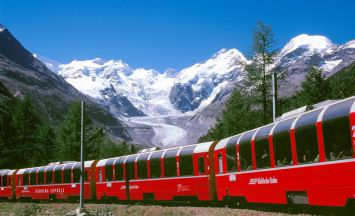 The Bernina Express offer