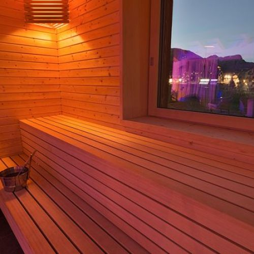 Wellness holiday offer in Livigno