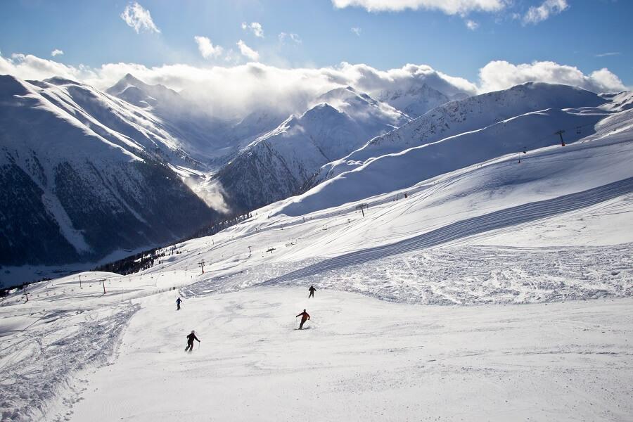 Ski week in apartment in Livigno