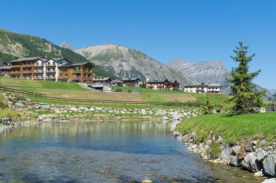 Offerte super estate a Livigno | Hotel Sporting