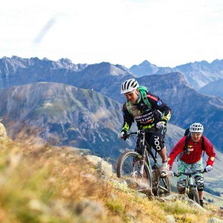 The Alta Valtellina Bikemarathon