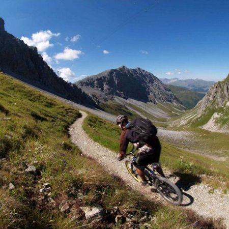 Bike hotel offers in Livigno